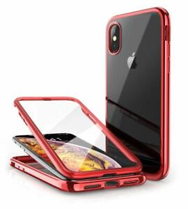 SUPCASE UB Electro Case for iPhone Xs / X Plating Glitter Cover+Screen Protector
