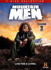 Mountain Men: Season 3 (DVD, 2015, 4-Disc Set)
