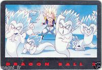 DRAGON BALL Z série 2 n° 36 - TRUNKS ET SES FANTOMES (A2705)