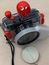 Lomography Fisheye Submarine Case Underwater Photography with Lomo Camera
