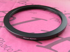 95mm to 82mm Stepping Step Down Filter Ring Adapter 95mm-82mm