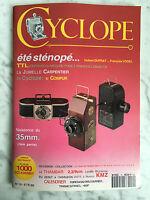 Ciclope L Amateur Dispositivi Fotografica N° 10 1992
