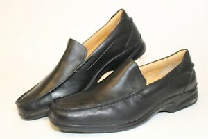 Sperry Top-Sider Gold Cup 0840587 Mens 13 M Black Leather Loafers Shoes EX Cond.