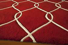 Momeni Rugs Bliss Collection, Hand Carved & Tufted Contemporary Area Rug, 8` ...