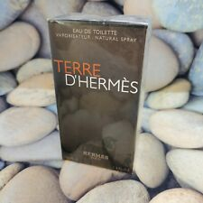 HERMESTerre d'Hermes 3.3 fl. oz / 100 ml Eau de Toilette Men SALE!!! NEW!!!