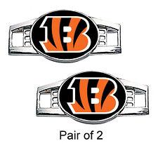 Cincinnati Bengals Shoe Charms / Paracord Charms