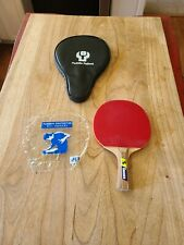 JUIC DANY III Table Tennis Paddle with  zipper case and dust cover Made In Japan