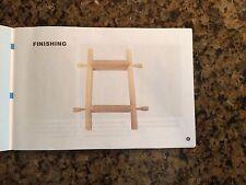 Wooden Weaving Loom Set by Lontic, NIB