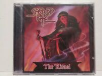 Sacred Rite - The Ritual 1985/2014 New/Sealed Marquee Records Rare OOP HTF