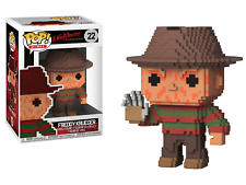 Genuine una pesadilla en Elm Street POP! Vinilo Figura - 8-Bit Freddy Krueger #22
