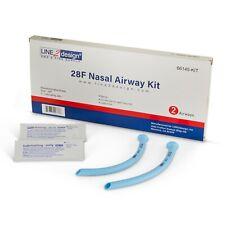 Line2design Nasopharyngeal 28fnasal Airway Kit Airway Management Kit 2 Pack