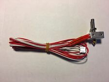 Anet A2 A8 3D printer extruder hotend print head themostat heater nozzle barrel