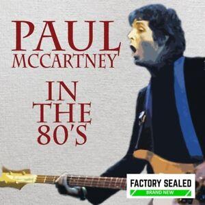 Paul McCartney – In The 80s CD NEW