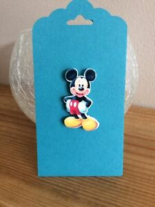 Mickey Mouse Needle Minder For Cross Stitch, Embroidery And Diamond Painting
