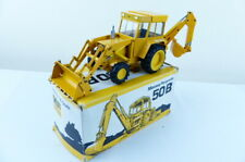Conrad No 2951 is the very Rare Massey Ferguson 50 B Backhoe loader Exe