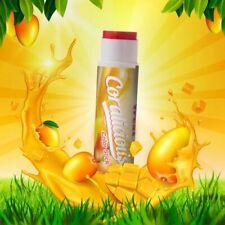 🥭 TREAT BEAUTY Organic Coralicious Mango Tinted Lip Moisture Treatment Balm!