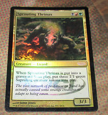 2009 DCI Sprouting Thrinax #21 (Wizards Play Network Foil) MTG Card