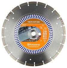 "Original Husqvarna tacti-Cut s50 12"" Universal Diamant Klinge 5798164-11"