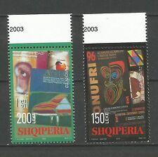 Cept / Europa   2003    Albanien     **