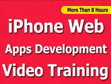 iPhone Web Applications Development Video Training Tutorials Cbt - 8+ Hours