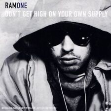 RAMONE - DON'T GET HIGH ON YOUR OWN SUPPLY NEW CD