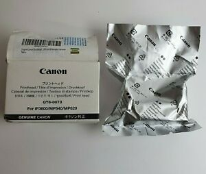 Genuine Original Canon QY6-0073 Print Head IP3600 MP560 MG5150 MX860 Printhead