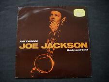 "Joe Jackson - Body and Soul 12"" Vinyl LP A&M Records 1984"