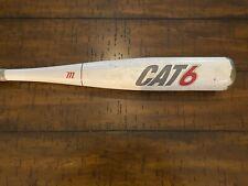 Cat 6 Baseball Bat 27/17 Drop 10 Aau Bat