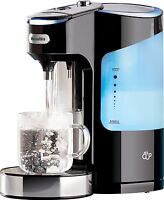 Breville VKJ318 Hot Cup Illuminating 3kW 2L Kettle with Variable Dispenser Black