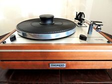 THORENS TD 165 BEAUTIFUL, REFURBISHED, LOOK ! MUST SEE ! BETTER THAN NEW !