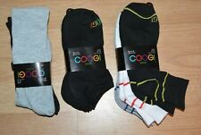 NWT NEW COOGI Socks  Lot of 8 pairs  mens  size 10 13