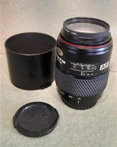 Tokina SD 70-210mm Auto Focus Camera Lens with Minolta Fitting
