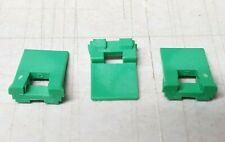 Lot of 3 Genuine Cummins Electrical 2-Terminal Plug Lock Wedges 3824015 Retainer