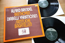 Beethoven Brendel Diabelli + broutilles 2lp FSM 33012/13 NM