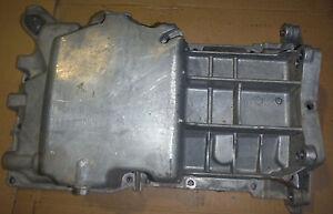 2.2; 2.4 Chevrolet Ecotec engine aluminum oil pan GM 12601240 (Cobalt, Equinox