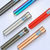 New Mini USB Charging Sensor Touch Screen Electronic Tungsten Cigarette Lighter