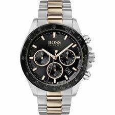 Hugo Boss Men's Hero Sport Lux Two-Tone Watch HB1513757 - NEW 2020 MODEL.