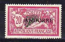 ANDORRE - ANDORRA Yvert n° 23 neuf avec charnière