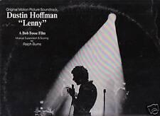 Lenny-original Soundtrack-ralph Burns-ua-lp-la359 Dustin Hoffman
