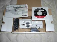 Casio EXILIM CARD EX-S100 3.2 Megapixel - storage White
