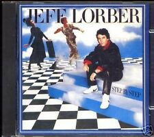 JEFF LORBER STEP BY STEP +4btrks 1985 netherlands CD