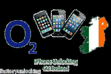 100% UNLOCKING O2 Ireland iPhone 6 6+ 5S 5C 5 4S 4 3GS Official Factory Unlock
