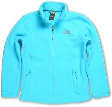 The North Face Lil' RDT Fleece Jacket Replace Khumbu Girl Turquoise Blue XXS 5