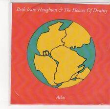 (DN36) Beth Jeans Houghton & The Hooves of Destiny, Atlas - 2012 DJ CD