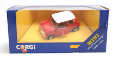 Corgi 30th Anniversary Flame Red Mini C330/4 * MIB *