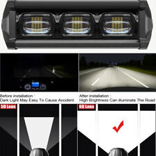 7 inch Single Row Led Light Bar Waterproof Work Light For Off road Truck Trailer