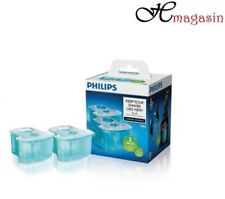 Philips SmartClean Cleaning Cartridge 2 Pack for Shavers (JC302/50)