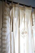 Gardinen & Vorhänge mit Bandaufhängung aus 100% Baumwolle