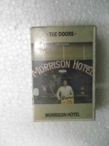 THE DOORS MORRISON HOTEL 1989 RARE orig CASSETTE TAPE INDIA indian