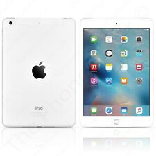 Apple iPad mini 3 16GB Wi-Fi + LTE Cellular 7.9in - Silver White Touch ID A1600
